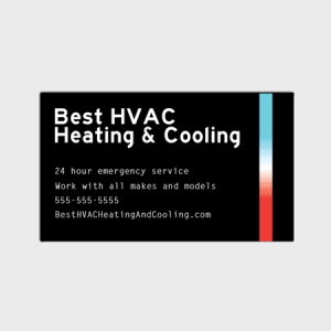 Blacklight HVAC magnet