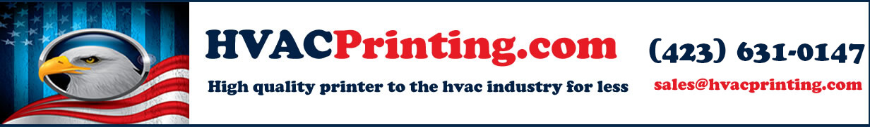 HVAC Stickers | HVAC Forms